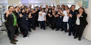 Erü Tıp Fakültesi Hastaneleri, Dünya Sağlık Örgütü (Dsö) Avrupa Bölgesi El Hijyeni Mükemmeliyet Yarışmasında Finale Kaldı