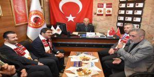 """Başkan Çelik: """"Şehit Ve Gazilerimize Minnet Borcumuzu Ödemeyiz"""""""