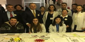 Esogü Hastanesi'nde Beyin Farkındalığı Haftası Standı Açıldı