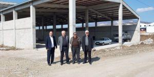 Gediz Organize Sanayi Bölgesi Fabrikalarla Güçlenmeye Devam Ediyor