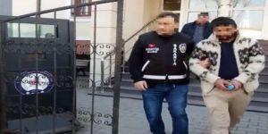 3 Farklı Araçtan Akü Çalan Şahıs Tutuklandı