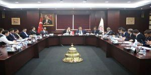 İcra Komitesi Başkanlık Görevine İbrahim Sarıca Seçildi