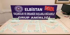 Kahramanmaraş'ta 231 Adet 20 Tl'lik Sahte Banknot Ele Geçirildi