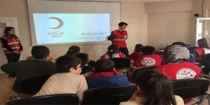 Bilgievi'ne 'En Genç Kızılay Kulübü' Kuruldu