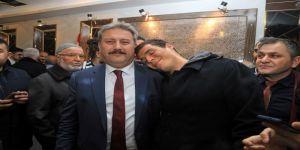 Palancıoğlu İldem'de Vatandaşlarla Kucaklaştı