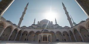 Çamlıca Camisi'nde ilk ezan yarın sabah okunacak