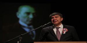 Atatürk'ün Antalya'ya Gelişi Kutlandı