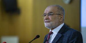 Saadet Partisi Genel Başkanı Karamollaoğlu: İttifak içinde değiliz dirsek teması olabilir