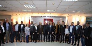 Başkan Şirin'den Meclis Üyelerine Plaketli Teşekkür