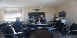 Gercüş Kaymakamı Şekerci'den Okul Ziyareti