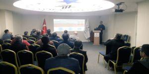 Aydın Tümsiad, Tkdk Destekleri Konusunda Konferans Düzenledi