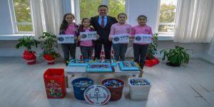 Aydıncık Belediyesi'nden Çevdosan'a Destek