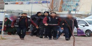 Sivas Merkezli 4 İldeki Fetö Operasyonunda 9 Şüpheli Adliyeye Sevk Edildi