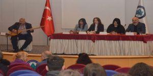 Mısralardaki Öykü'm Şiir Ve Edebiyat Grubu Esogü'de Gençlerle Buluştu