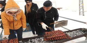 İlk Kar Festivali Düzenlendi