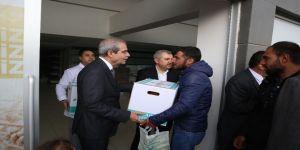 Başkan Demirkol, Fenilketonüri Hastalarını Yalnız Bırakmadı