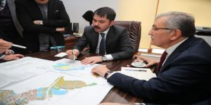 Bakan Murat Kurum'dan Beykozlulara Müjde