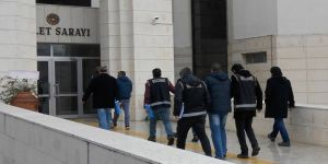 12 Kişiye Fetö'den Gözaltı Kararı