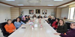 Malatya İl Kadın Girişimciler Kurulu Toplantısı Yapıldı