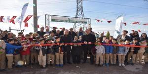 Serdar Şehitr Cafer Şenol Parkı Açıldı