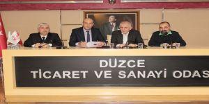 Dtso İle Kosgeb Arasında Mentörlük Protokolü İmzalandı