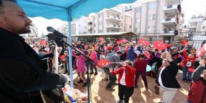 Kepez'in Özel Öğrencilerine Şenlik Düzenlendi