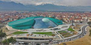 Nihat Zeybekci Kongre Ve Kültür Merkezi 10 Mart Ta Açılıyor