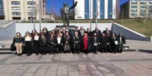 Karabük Barosu 8 Mart Dünya Kadınlar Gününü Kutladı