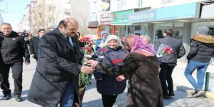"""Başkan Orhan: """"Kadınlar Toplumun Mimarlarıdır"""""""