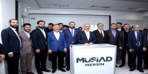 Müsiad, Tarım Fuarı'na 7 Stantla Katıldı
