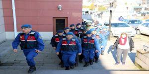 Düzce'de Jandarmadan Hırsızlara Geçit Yok: 5 Kişi Yakalandı