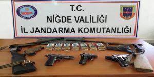 Niğde'de Silahlı Kavga: 3 Yaralı