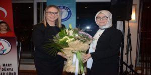 Sağlık-sen'in Kadın Komisyonu Yemekte Buluştu