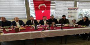 Ak Parti Avcılar Belediye Başkan Adayı Dr. İbrahim Ulusoy, Sivaslı Vatandaşlara Buluştu