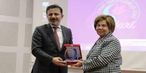 -Dpü'de Dünya Kadınlar Günü Ödülleri Sahiplerini Buldu