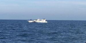 Tekneleri Sürüklenen 11 Filistinliyi Sahil Güvenlik Kurtardı