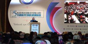 """Memur-sen'den """"5. Kadın Komisyonları Türkiye Buluşması"""""""
