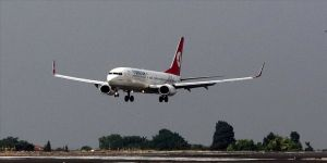 THY uçağı ABD'de türbülansa girdi