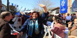 Başkan Çerçioğlu, Çiftçi Bereketi Keşkek Hayrına Katıldı
