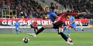 Spor Toto 1. Lig: Gençlerbirliği: 1 - Altay: 0