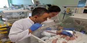 Kıbrıs'ta Her 10 Çocuktan Biri Prematüre Doğuyor