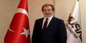 """Müsiad Gaziantep Başkanı Çelenk'ten """"İstiklal Marşı"""" Mesajı"""