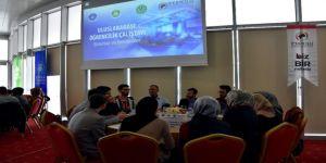 Uluslararası Öğrenciler Çalıştayda Buluştu