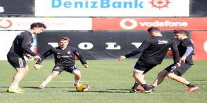 Beşiktaş, Göztepe Maçı Hazırlıklarına Başladı