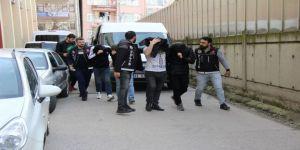 Kocaeli'nde Uyuşturucu Operasyonu: 6 Kişi Yakalandı