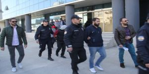 Narkotik operasyonunda gözaltına alınan 10 kişiden 6'sı tutuklandı
