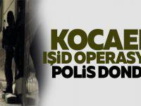 Kocaeli'de IŞİD Operasyonunda Polis Dondu Kaldı