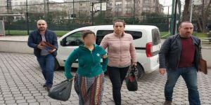 Hamile Kadın Çantadan Cep Telefonu Çaldı