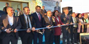Bayramiç Belediyesi Menderes Düğün Salonu Ve Spor Kompleksi Hizmete Açıldı