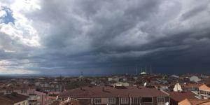 Edirne İçin Kuvvetli Rüzgar Ve Fırtına Uyarısı